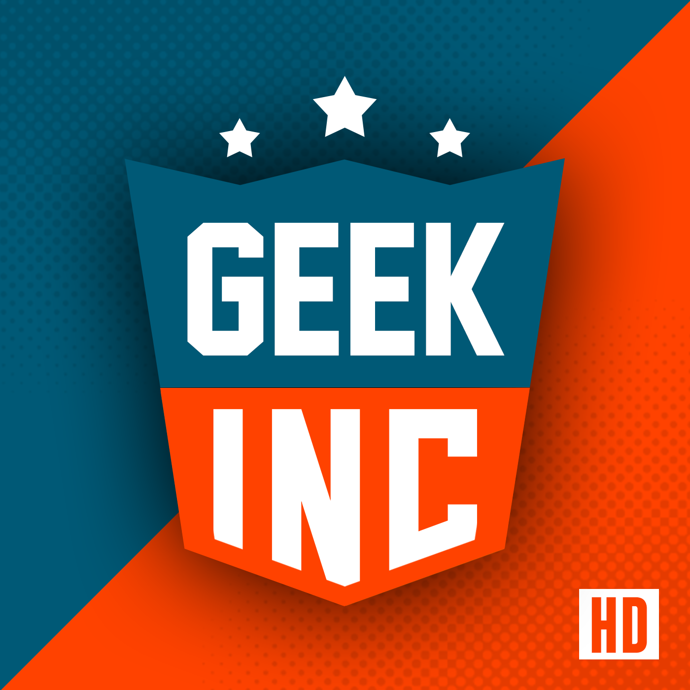 Geek Inc HD